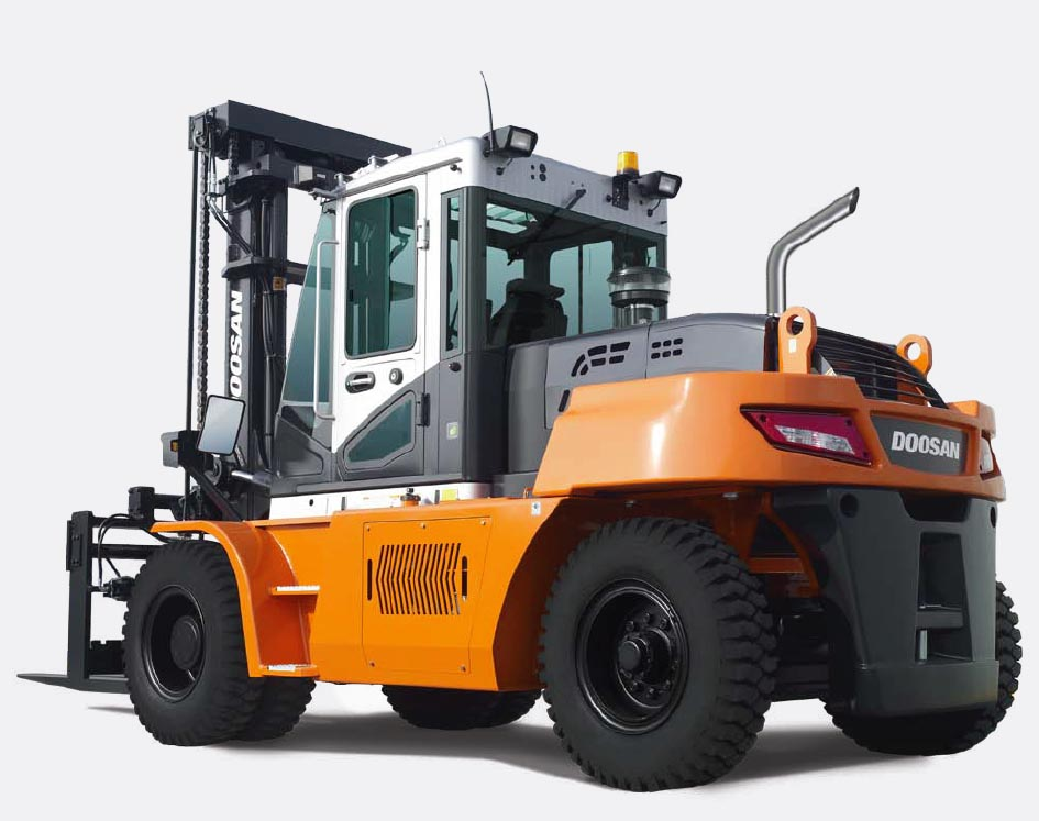 forklift 10 ton specification