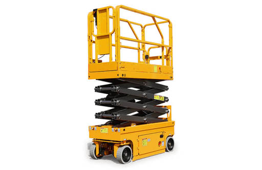 diesel scissors lift
